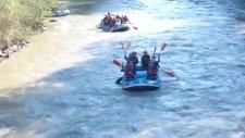 düzce rafting giriş