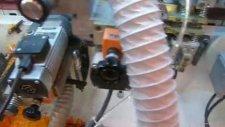 edm 2b kenar yapıştırma makinası