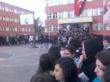 Alparslan Anadolu Lisesi Çuval Yarışı