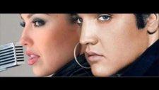 Elvis Presley Ft Thalia - Love Me Tender 2010