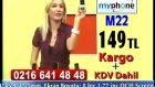 Myphone M 22 Çok Güzel Telefon .cinpazar