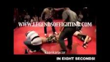 iki boksör aynı anda nakavt! knockout fight
