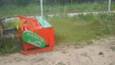 tanus sap parçalama makinası since 1976 ısparta