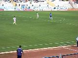 Adanademirspor-Sekerspor Gol Serkan Turan