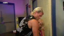 Smackdown Michelle Tries To Dolph Ft Layla
