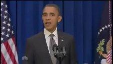 Obama - Kapıyı Tekmeledi - 2010