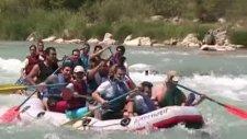 göksu'da rafting