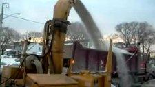 kar temizleme aracı