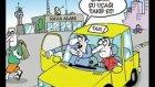 komik taksici süper bişey