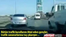 ibretlik bir kaza videosu yer istanbul