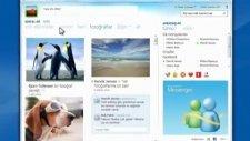 messenger sosyal ağ güncelleştirmeleri
