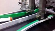 Inkjet kodlama konveyörü