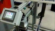 kablo kanalı kodlama makinası otomasyonu