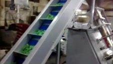 sayma ve paketleme makinesi