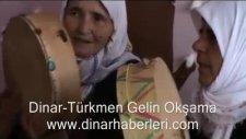 Dinar-Türkmen Gelin Okşaması