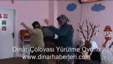 Dinar-Çölovası Yürütme Oyunu