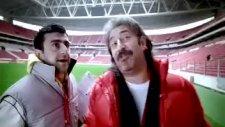 Cem Yılmaz İle Türk Telekom Arena Stadı Reklamı