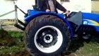 new holland t480 yeni traktör test sürüşü