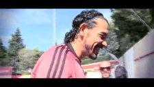 Galatasaray Forma Lansman Görüntüleri