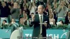 caroline wozniacki thy reklam