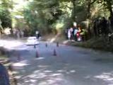 fiat 500 tuning slalom monte faito