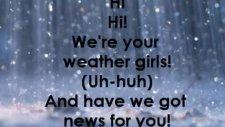 the weather girls - ıts raining men