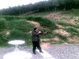 Tüfek Atışı