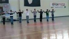 gümüşhane kültür sanat kulübü halk oyunları ekibi