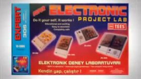 Tees Elektronik Deney Seti