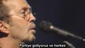 Eric Clapton - Wonderful Tonight - Türkçe Altyazı