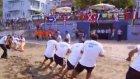 Amasra 1 Temmuz Kabotaj Bayramı Halat Çekme Yarışı