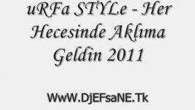 Urfa Style - Dj Efsane - Her Hecesinde