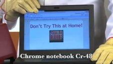 will it blend? - chrome notebook