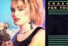 Madonna - Crazy For You