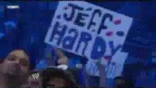 rey mysterio vs jeff hardy kafes maçı-smackdown
