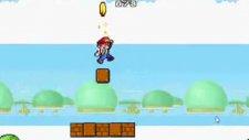 Mario Oyunları  - Super Mario 2 Birinci Bölüm