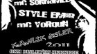 71 Style - Mc Yorqun Ft Mc Sonhamle & Style Emir [karanlık Düsler]