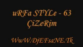Urfa Style - 63 çizerim