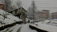 2011 Fıçıcılarda Varangozda Kar
