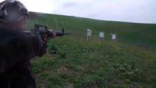 Bahadır Deniz M16 Atışları İzmit