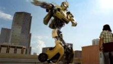 Chevrolet Transformers'a karşı!