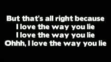 Rihanna İ Love The Way You Lie 2