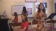 Şan Dersi - Piyano Dersi - İrem Derlen -İdil Akçıl