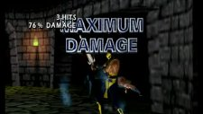 Mortal Kombat 4 V Damage