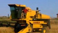 amatör çekim 2010 buğday hasat zamanı