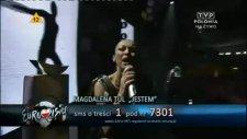 Magdalena Tul-Jestem Eurovision2011 Favorisi-Canlı