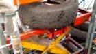 tursan makine lastik geri dönüşüm makinesi