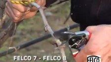 felco 7 - felco 8 budama makası semak makina