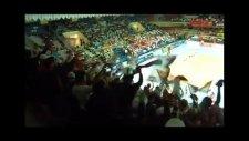 eczacıbaşı - vakıfbank voleybol maçı