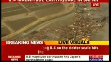 dünya tsunami alarmı verdi!